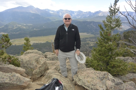 On Deer Mountain