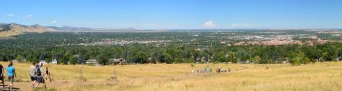 Near Flatirons, Boulder