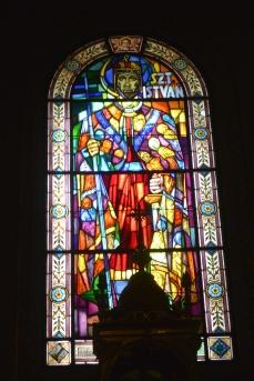 St Stephen's window