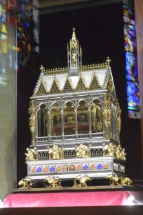 Reliquary for St Stephen's right hand