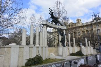 German Occupation Monument