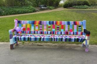 Rita McGurn's bench