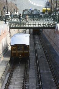 Budapest funicular