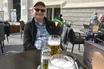 Lunch in Buda