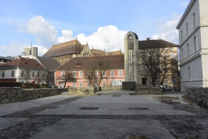 Site of Mary Magdalene Church