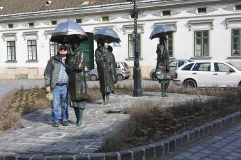 Sculptures by Imre Varga