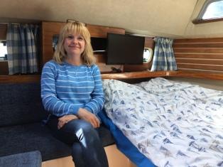 Tracy's boat