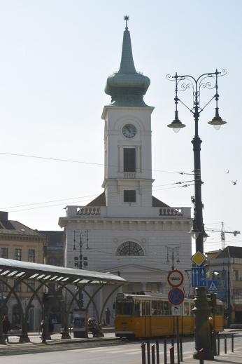 Protestant Church at Kalvin Square