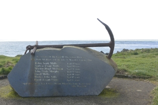 Solway Harvester memorial