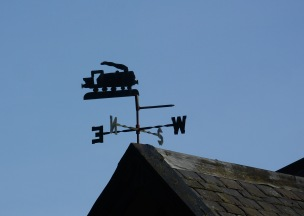 Station House weathervane