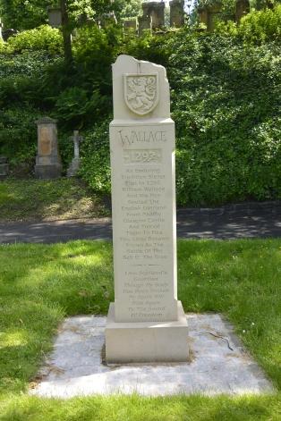 William Wallace memorial