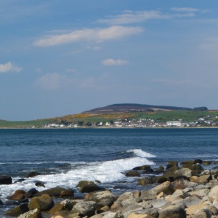 Kilpatrick Point and Drumadoon Bay