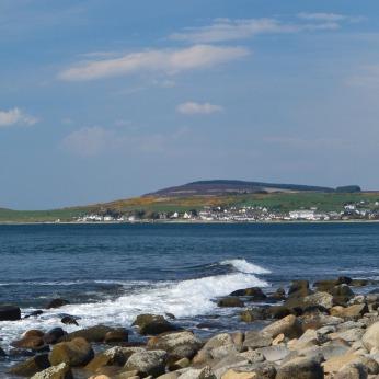 Kilpatrick Point and Drumadoon Bay