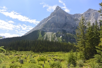 Upper Kananaskis Lake Trail