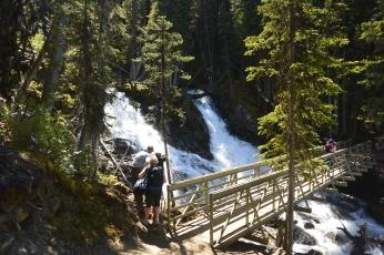 Sarrail Creek and Falls