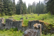 Glacier House ruins
