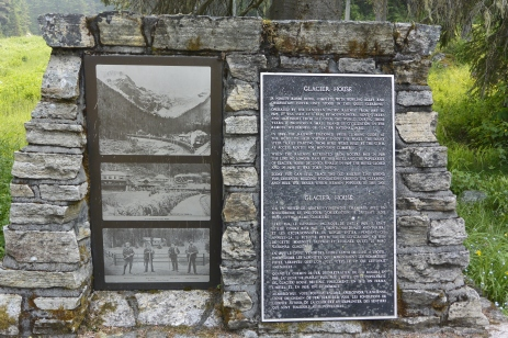 Info plaque