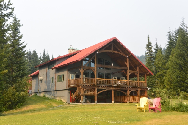Heather Mountain Lodge