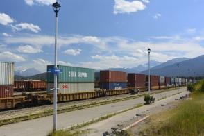 Railway at Jasper