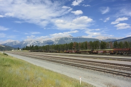 Railway at Jasper
