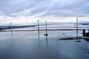 Road Bridge and Queensferry Crossing