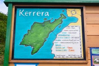 Kerrera ferry stop