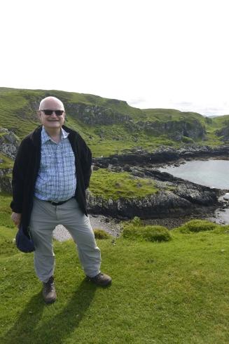 John at Gylen Castle