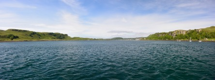 From Kerrera ferry