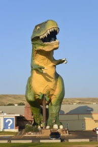 Drumheller T Rex