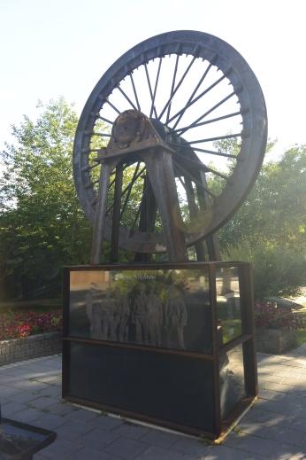 Drumheller Coal Miners' Memorial