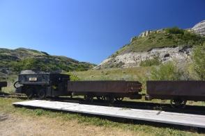 Linda the coal train