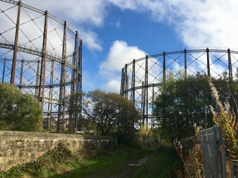 Temple Gasometers