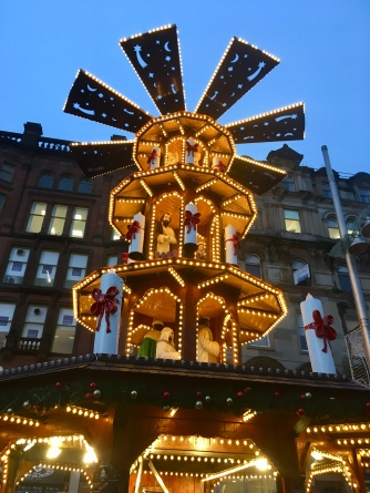 Glasgow Christmas Market