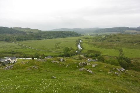 View of Kilmartin Glen