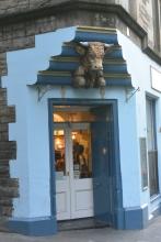 St Mary's Street shop