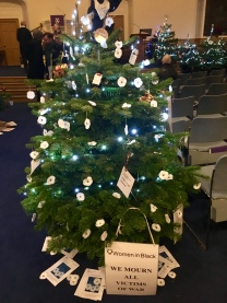 Edinburgh Christmas Tree Festival