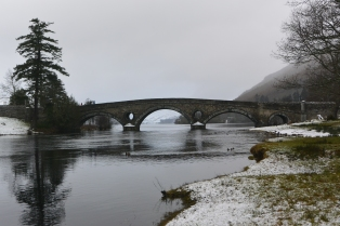 Bridge over the Tay