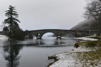 Bridge over the Tay