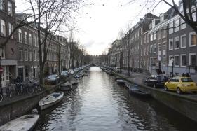 Canal in Jordaan