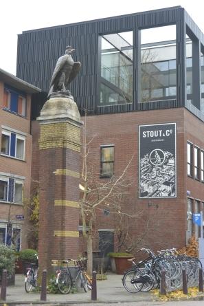 Former brewery site on Hoogte Kadijk