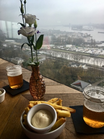 Beer and frites