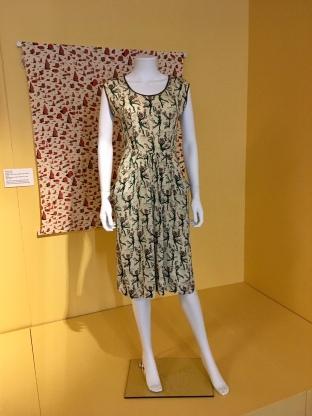 Salvador Dali: Dress in Flower Ballet, c1947
