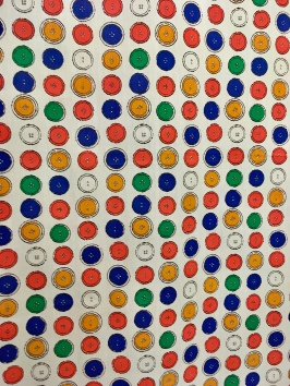 Andy Warhol: Buttons, c1960