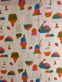 Andy Warhol: Ice Cream Sundaues, c1962