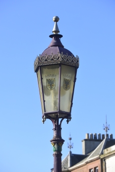 Provost's Lamp