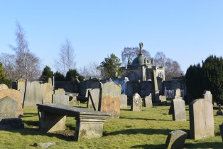 Cemetery and Murray Chapel