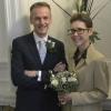 Jayne and Mark'swedding
