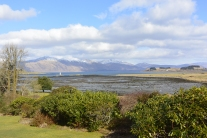 View from Airds Hotel
