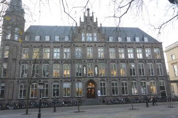Conservatoire (formerly 19C hospital for men)