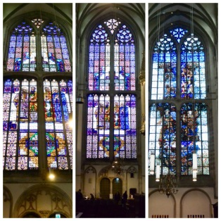 Dom - stained glass